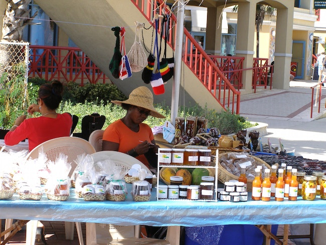 One-of-a-Kind Gifts at Craft Market in George Town