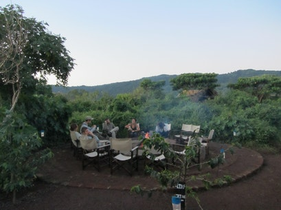 Crater Forest Tented Lodge Ngorongoro  Tanzania