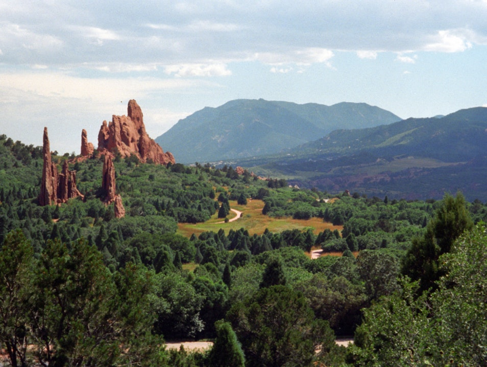Garden of the Gods: Nature's Wonderland in Colorado Springs Colorado Springs Colorado United States
