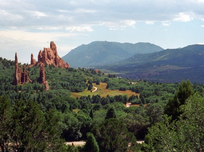Garden of the Gods Colorado Springs Colorado United States
