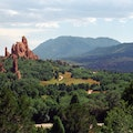 Garden of the Gods  Colorado United States