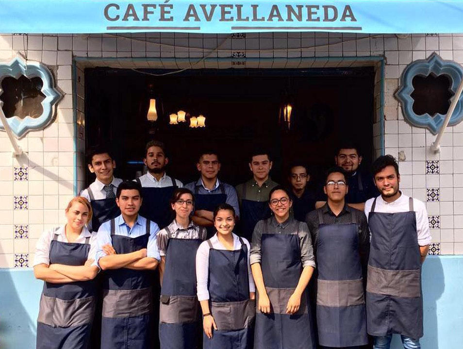 Café Avellaneda Mexico City  Mexico