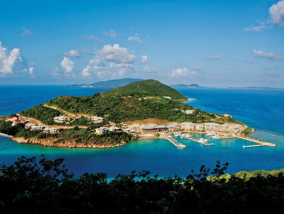 Scrub Island   British Virgin Islands
