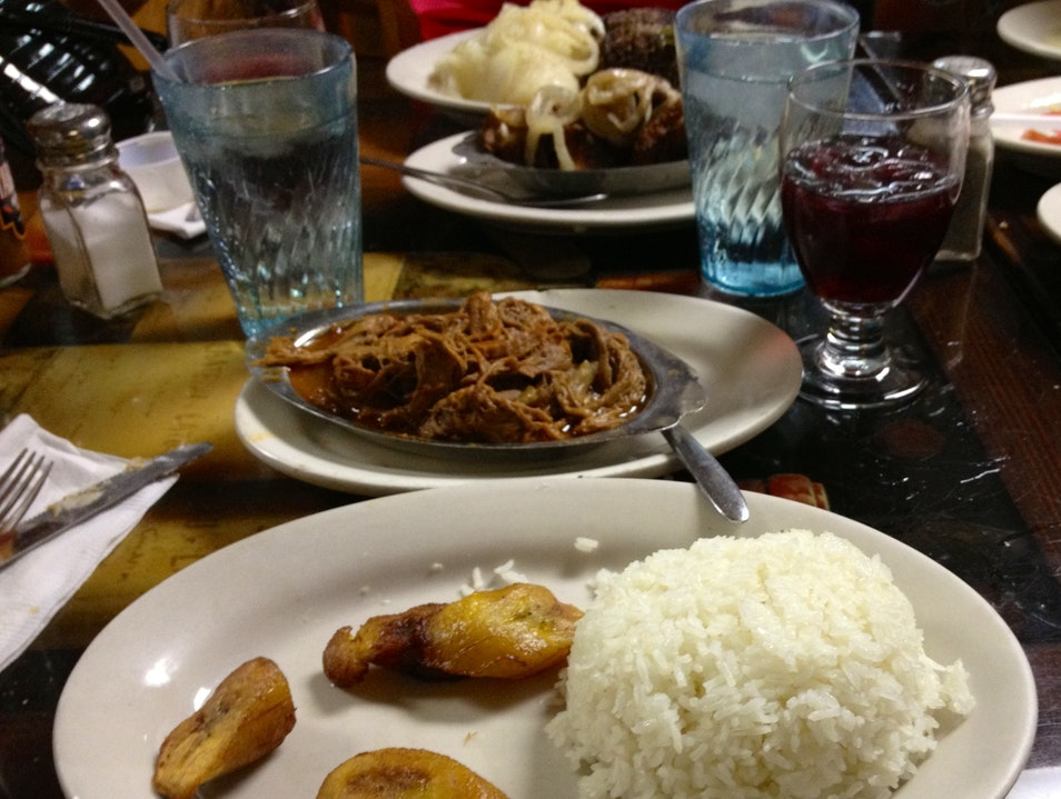 Puerto Sagua: A No-frills Cuban Diner that's all about the Food