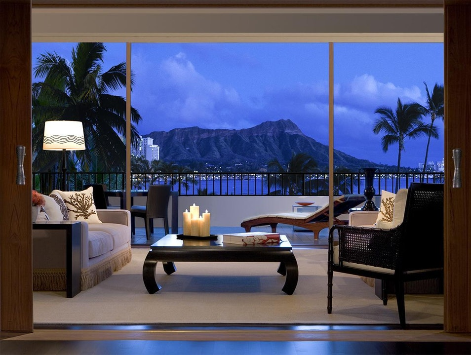 Huge Rooms with Even Bigger Views on Oahu Honolulu Hawaii United States