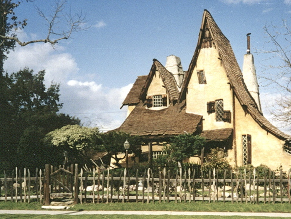 The Witches House Beverly Hills California United States