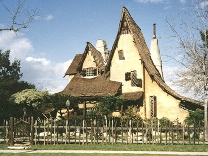 The Witch's House Beverly Hills California United States