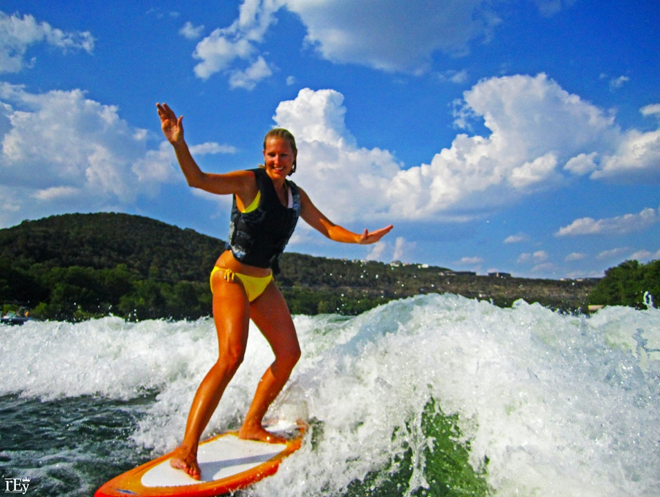 Hang Ten on Lake Austin Austin Texas United States