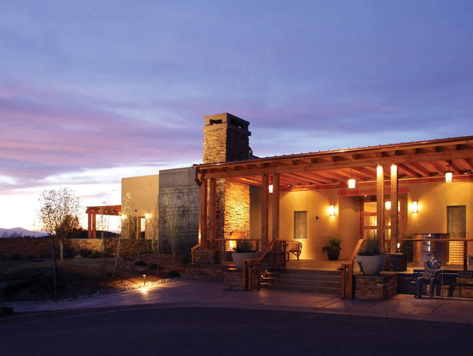 Four Seasons Resort Rancho Encantado Santa Fe New Mexico United States