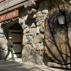 Yosemite Museum and Indian Village of the Ahwahnee