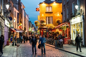 Three Days in Dublin