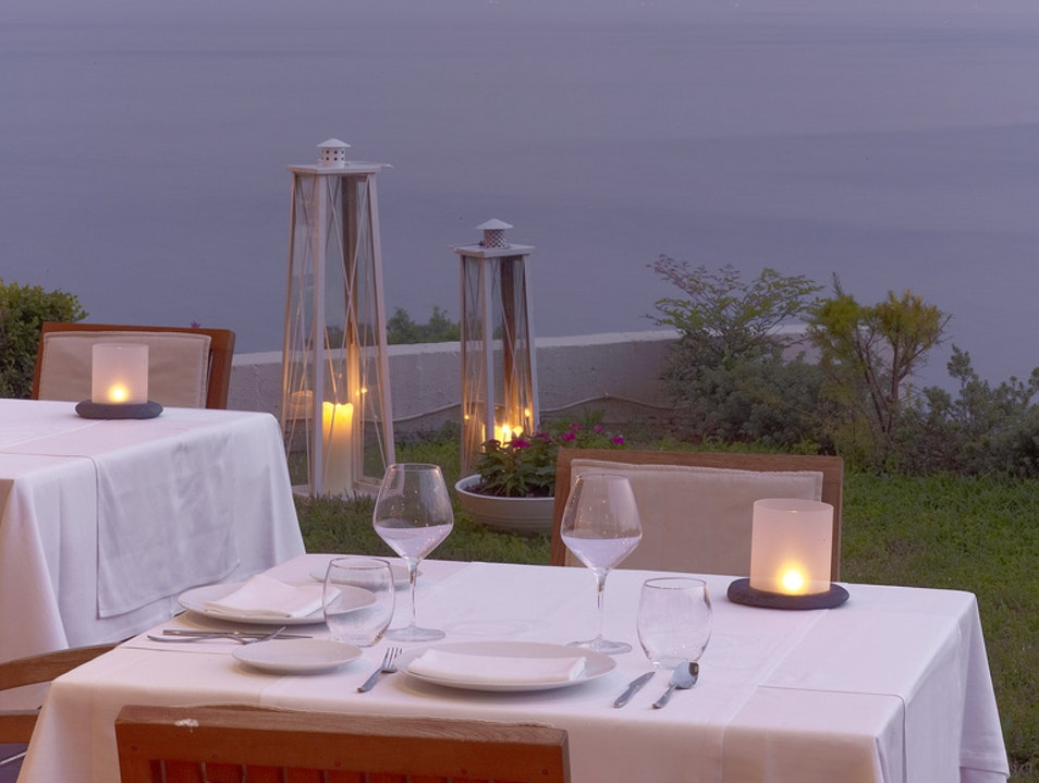 Elegant, Simple Meals Vouliagmeni  Greece