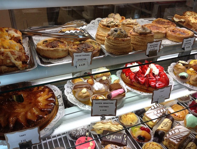 French Pastries, Please