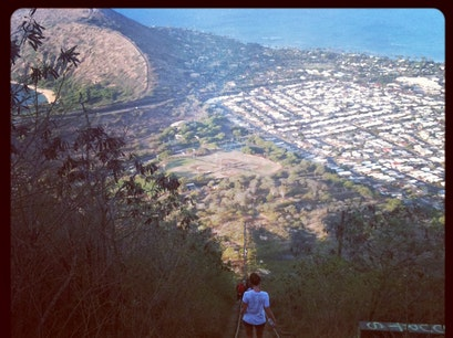 Koko Head Park Honolulu Hawaii United States