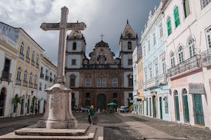Church of São Francisco in Anchieta Plaza