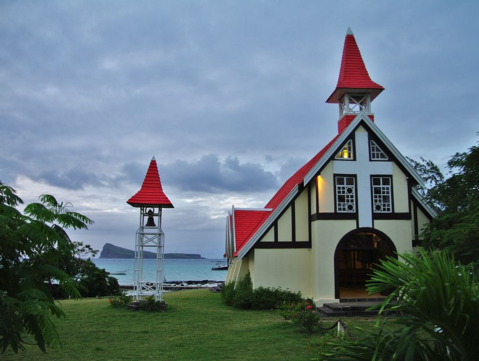 Take in the View at the Red Roof Chapel