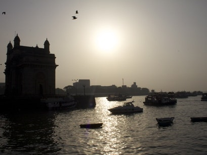 Gateway Of India Mumbai Mumbai  India