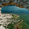 Nestor's Cave Messinia  Greece