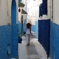 Kasbah of the Udayas Rabat  Morocco