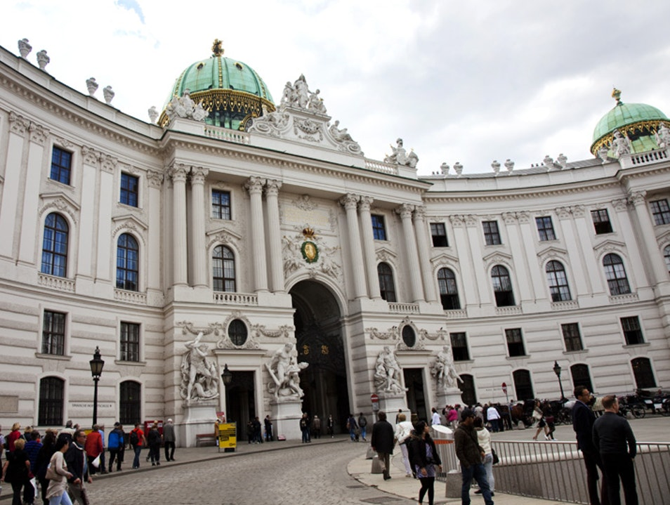 Visit the Hofburg: The Center of Imperial Austria Vienna  Austria