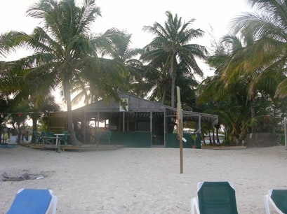 Bahama John's Seafood-N-Rib Shack West Grand Bahama  The Bahamas