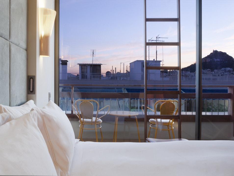 New Hotel, Athens