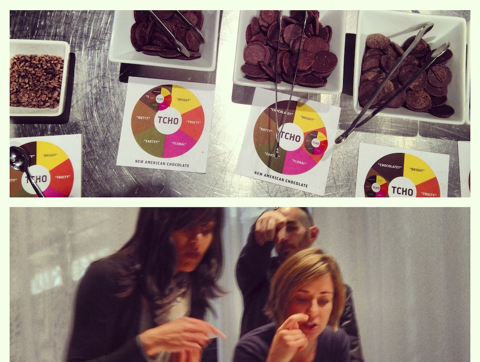 TCHO is for Chocolate Lovers!