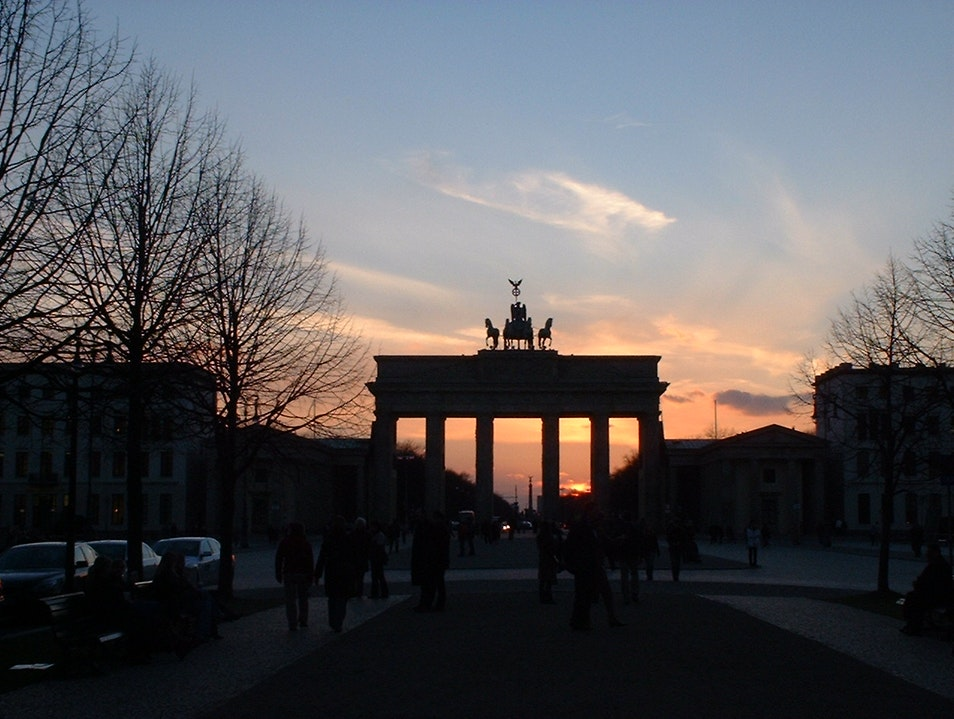 A City of Yesterday & Tomorrow  Berlin  Germany