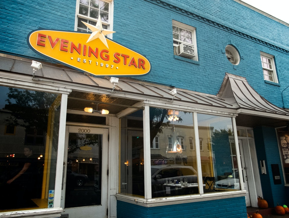 Evening Star: Gourmet Cuisine in a Casual Setting Alexandria Virginia United States
