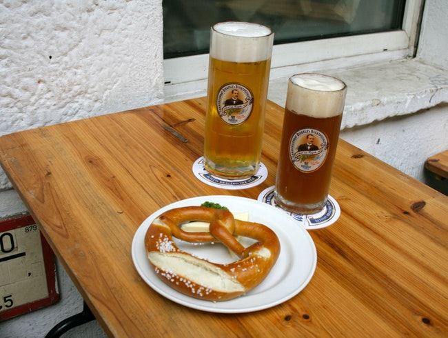 Southern German Deliciousness in Friedrichshain