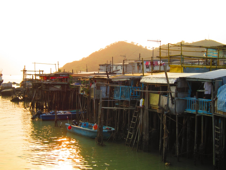 Tai O Fishing Village: An Escape from Hong Kong Tai O  Hong Kong