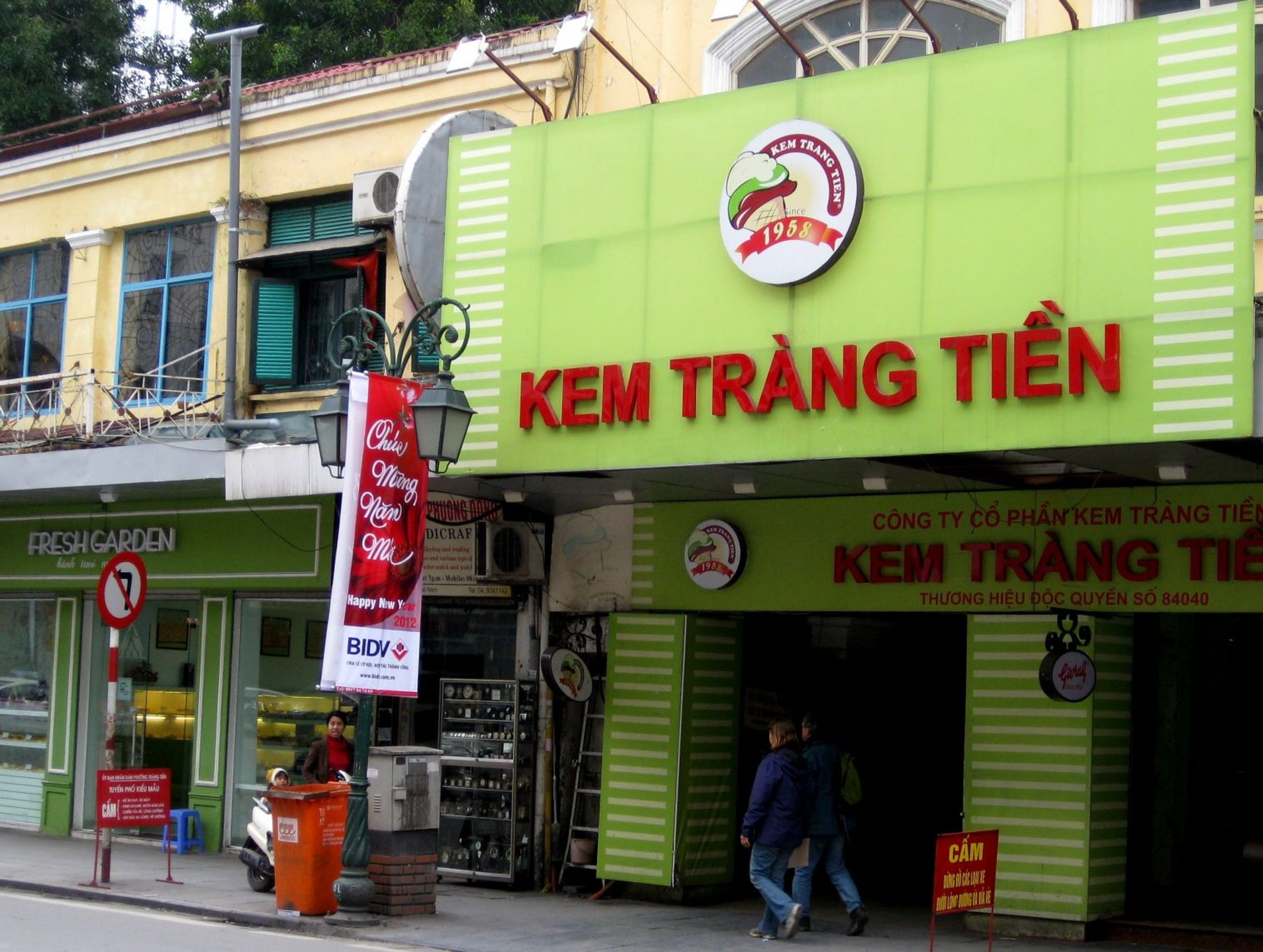 trang tien ice cream logistics issues With parades and concerts and flamboyant propaganda kitsch, hanoi is celebrating its 1,000th anniversary, and much of city life has stopped to make way for it.
