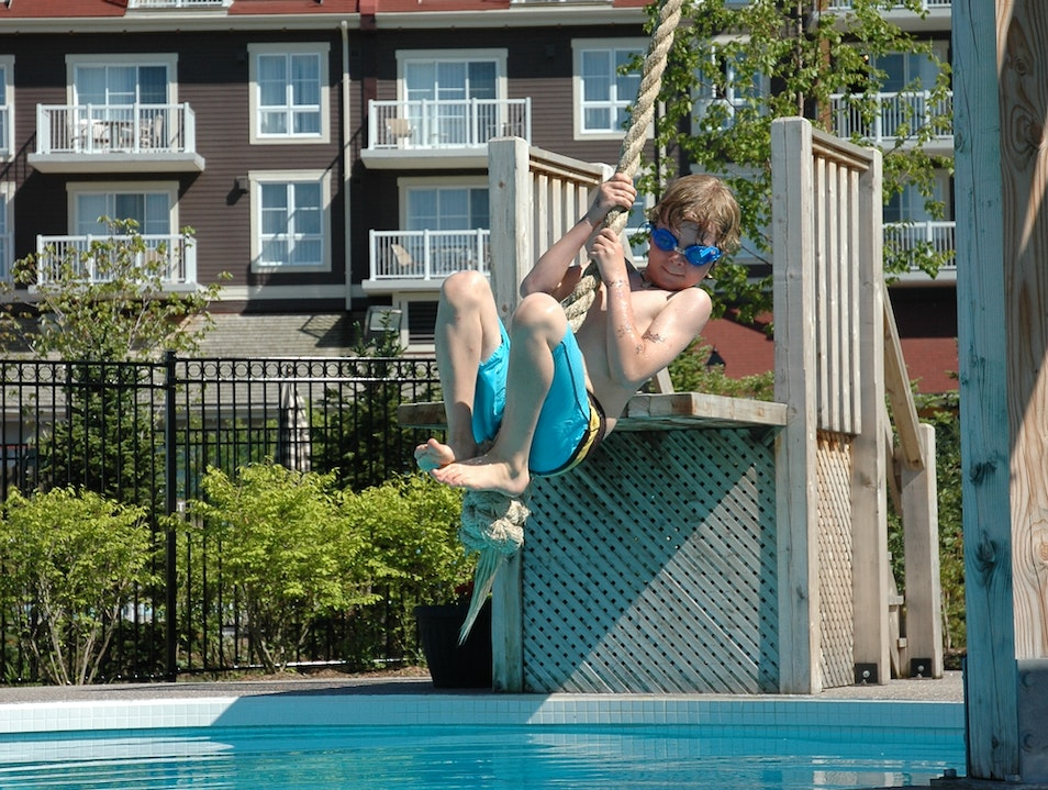 Take the Plunge at the Plunge Blue Mountains  Canada