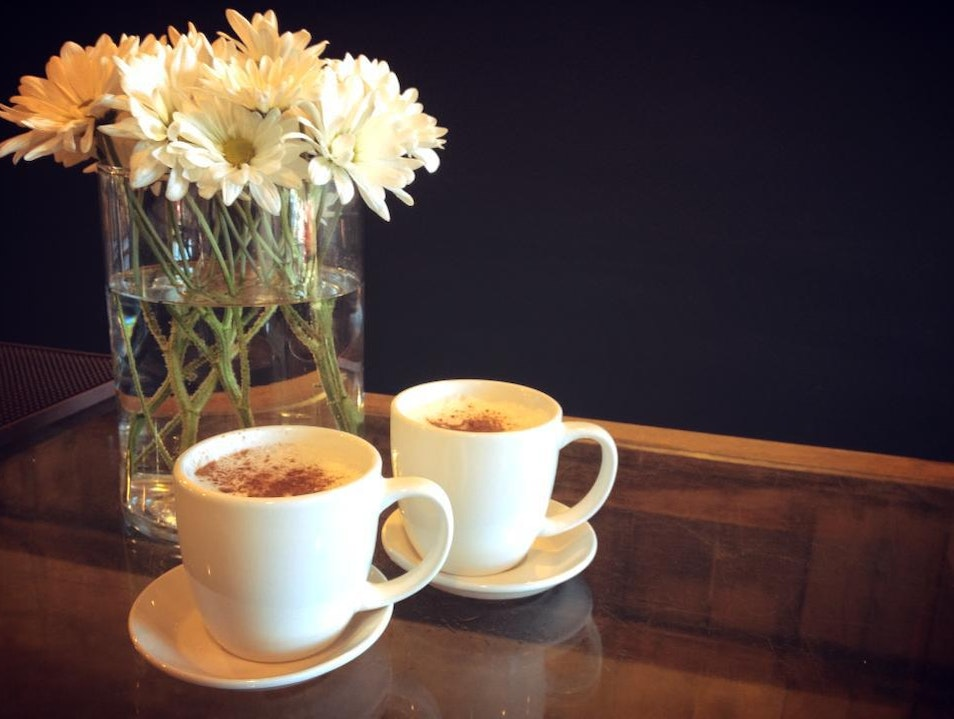 Cozy Up with Coffee and Breakfast at Vovomeena