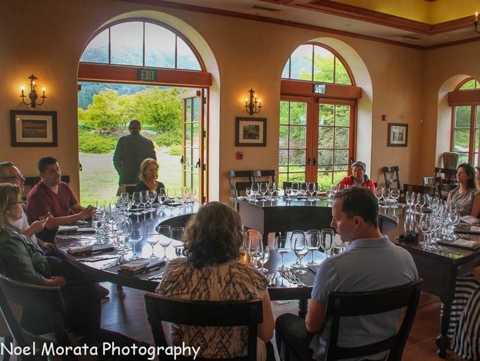 St Francis Winery: a food and wine tasting experience Santa Rosa California United States
