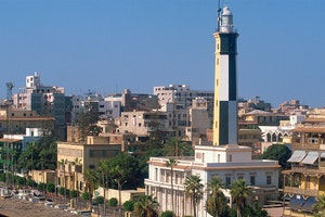Port Said Lighthouse