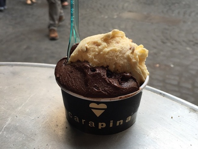 A Tuscan gelato master finds a home in Rome