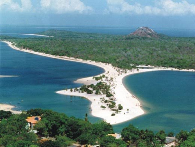 the Caribbean island of Brazil