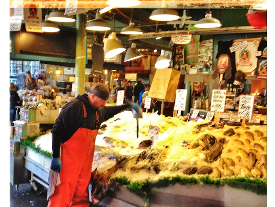 Pike Place Layover
