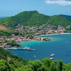 Les Saintes Bay