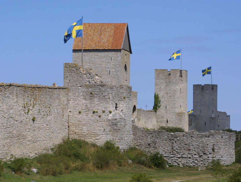 Visby City Walls    Sweden