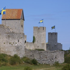 Visby City Walls