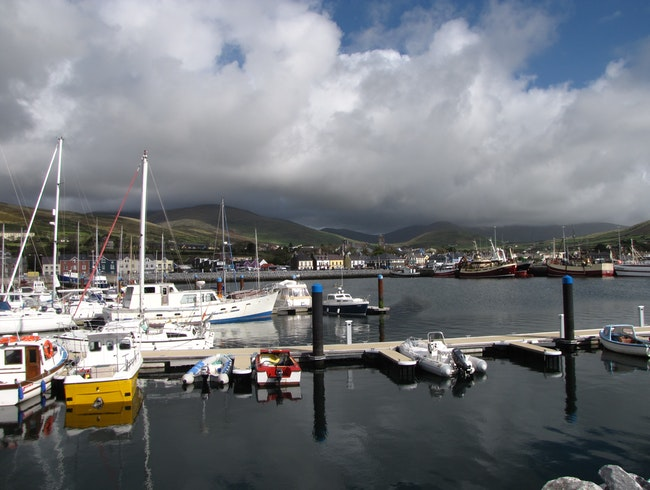 A day trip to Dingle