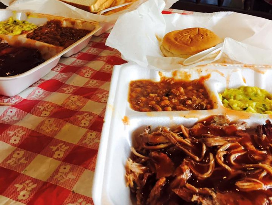 Memphis style BBQ I'll crave. Memphis Tennessee United States