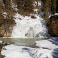 Johnston Canyon Banff  Canada