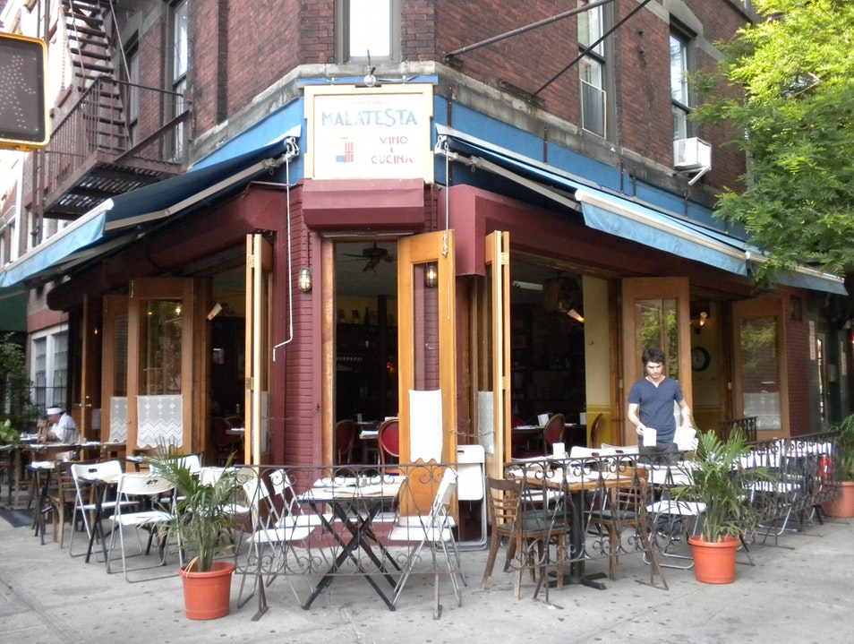 Eat Homeade Gnocchi at this West Village NYC Favorite