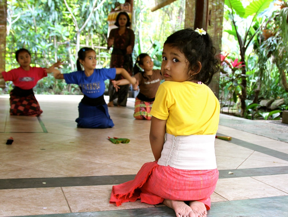 Tiny Dancers Ubud  Indonesia