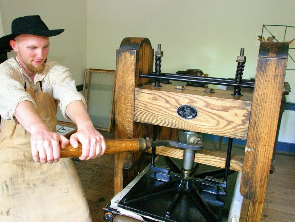 Experience Life in 1819 Alabama