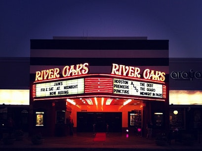 River Oaks Theatre Houston Texas United States