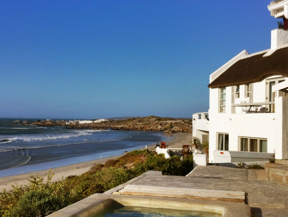 Oyster Catchers Haven - A Truly Havenly Guest House in Paternoster, South Africa Paternoster  South Africa